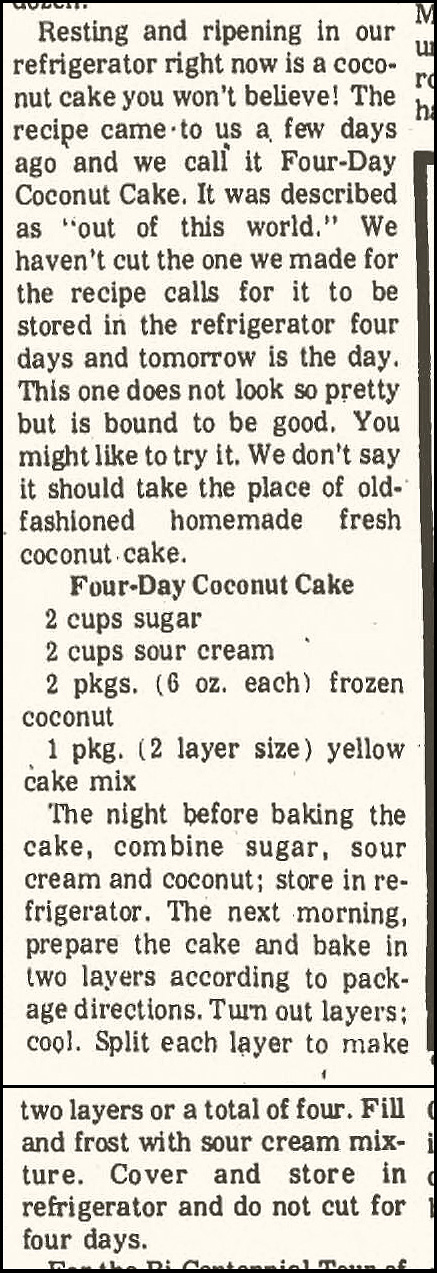 Admonition Cake Yesterdish Com