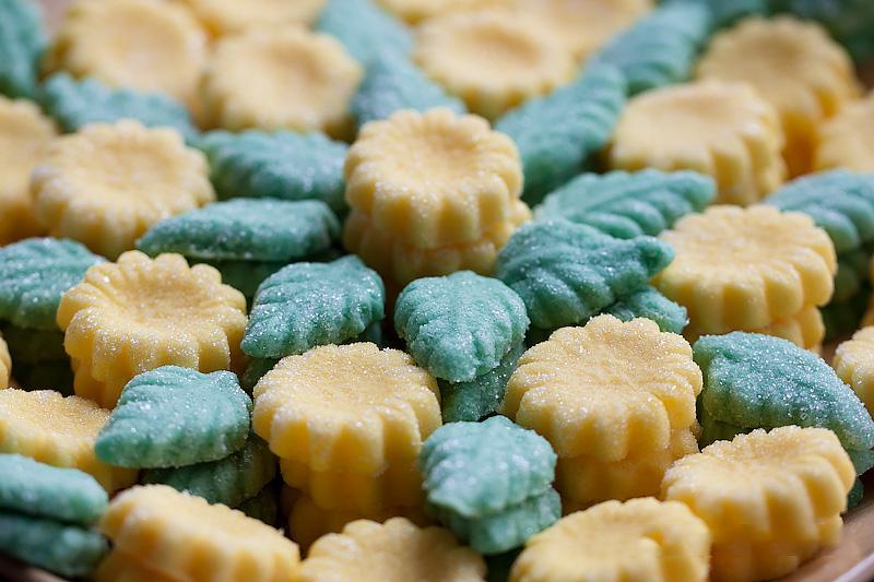 Cream Cheese Wedding Mints - Wedding Photography