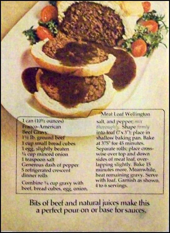 Meatloaf Wellington | yesterdish.com