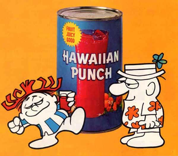 Hawaiian Punch Short-Cycle