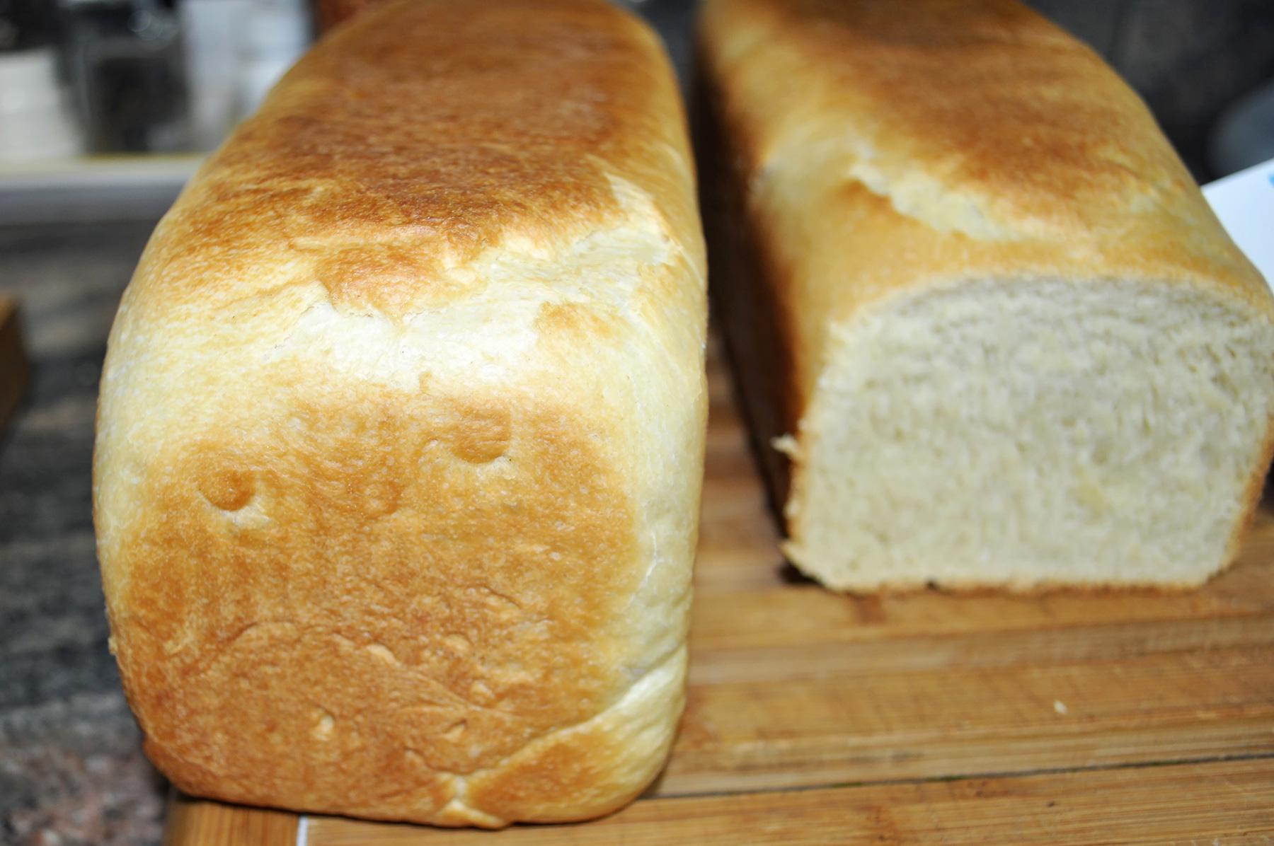 Yesterdish S Pullman Loaf Yesterdish Com