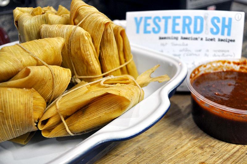 Yesterdish's Hot Tamales | yesterdish.com